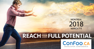 ConFoo Montreal 2018 - Reach your full potential